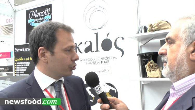 Kalos Agrifood Calabria al Bellavita Expo 2015 – (video)
