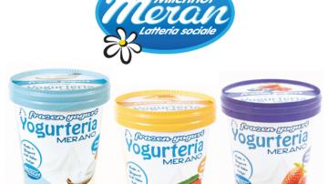 Frozen Yogurt di Yogurteria Merano: Goloso come un gelato, leggero come uno yogurt
