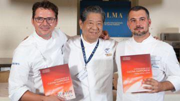 Italian Creation with Japanese Ideas: Alma proclama i vincitori