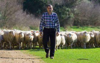 Luigi Farina. il pastore più hi-tech d'Italia