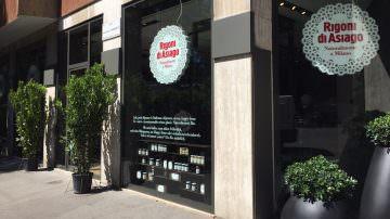 """""""Naturalmente a Milano"""" Rigoni di Asiago apre il suo primo punto vendita a Milano"""