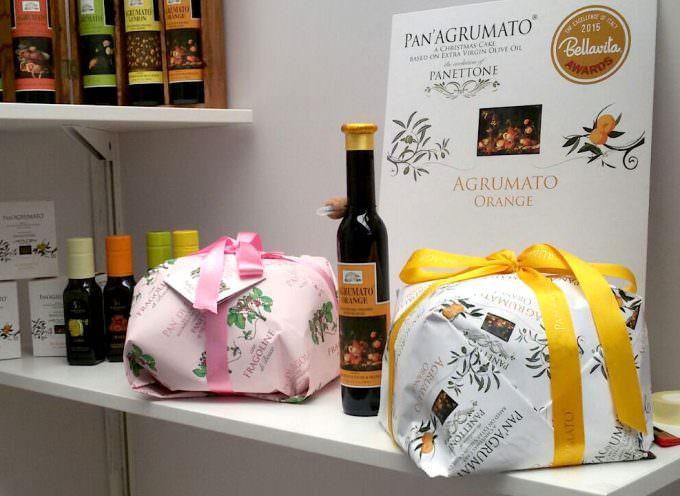 Esperidia, Agrumato al limone e Pan'Agrumato all'arancia al Bellavita Expo
