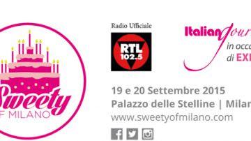 Sweety of Milano, 19/20 settembre, la kermesse dedicata alla pasticceria artigianale italiana