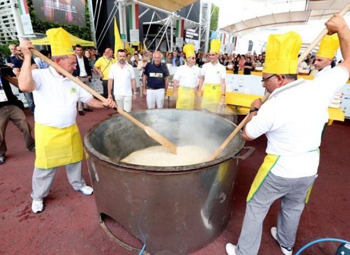 Vialone Nano igp: riso e risotti da record a Expo 2015