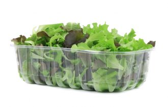 Un'insalata al giorno mantiene giovane il cervello