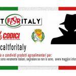 ItforItaly: I consumatori difendono il Made in Italy agroalimentare