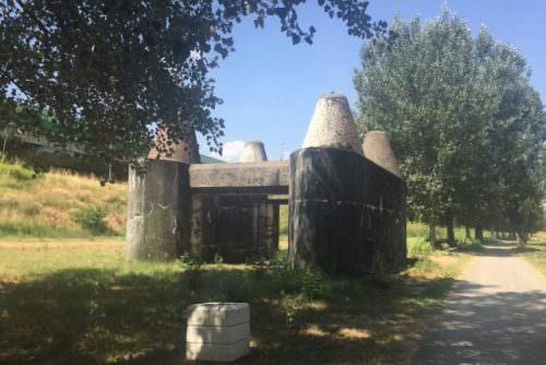 Piacenza RiverFrontPo struttura