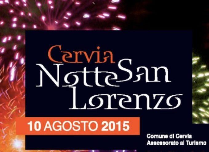 Cervia: Notte di San Lorenzo  con tombola e fuochi d'artificio