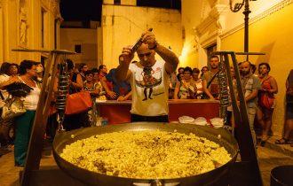 """Noci, Valle d'Itria: """"Orecchiette nelle gnostre"""" con tanti chef pugliesi"""