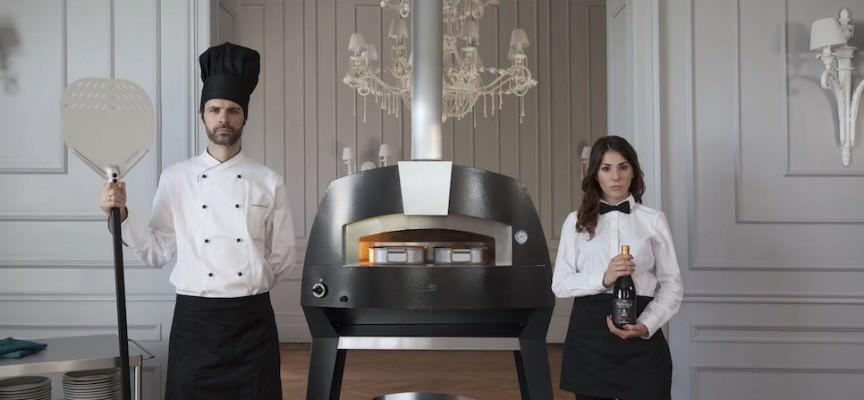 Alfa Pizza, Forni a legna high tech: incontro con Alfa Refrattari