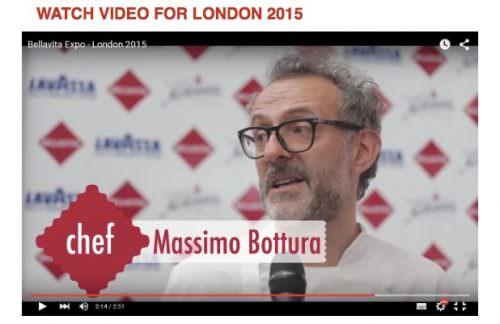 Bottura Bellavita London 2015