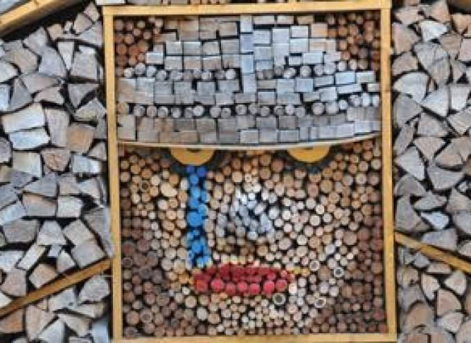 A Mezzano di Primiero il legno è protagonista e si fa capolavoro