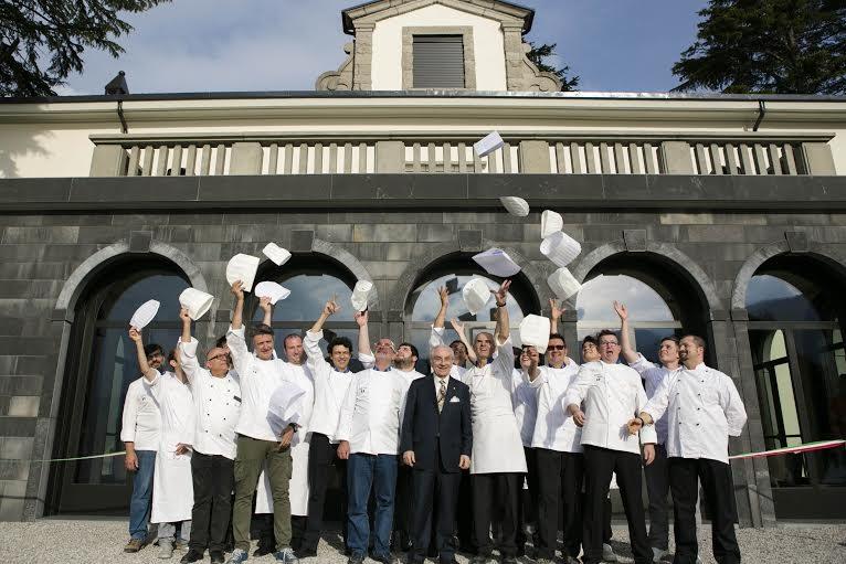 Gli chef Euro-Toques protagonisti di Photoshow 2015