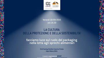Expo, lotta agli sprechi alimentari: I temi trattati nel convegno del 18/09