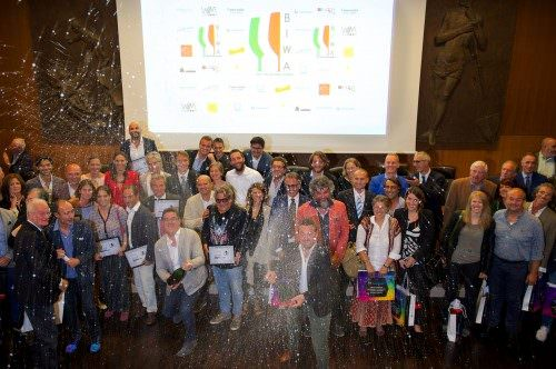 I dieci awards al Biwa 2015