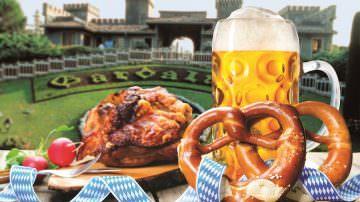 Gardaland Oktoberfest 2015: dal 19 al 27 settembre… a tutta birra !!