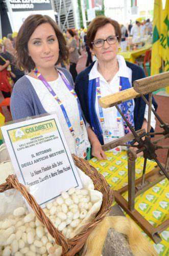 Giornata dell'agricoltura italiana promossa da Coldiretti ad Expo