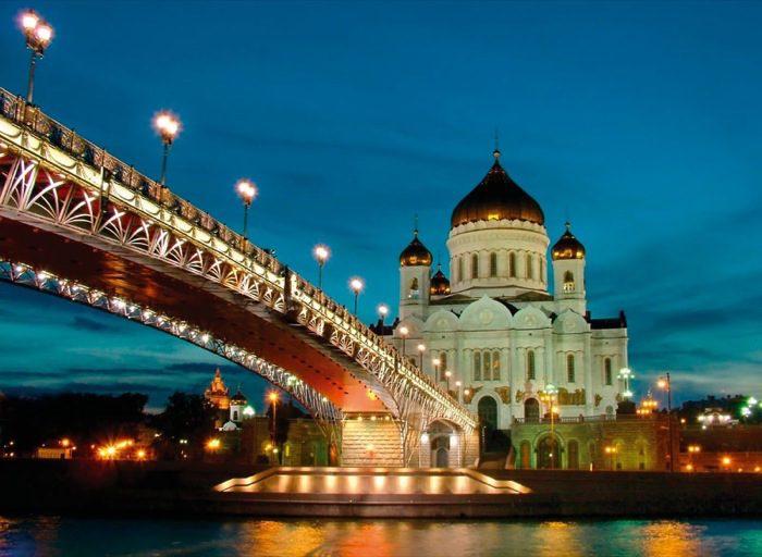 Luigi Ferraro, Italiano a Mosca: la Russia ieri, oggi, domani