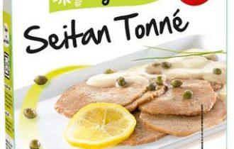 Sojasun presenta un nuovo delicato piatto: il Seitan Tonné