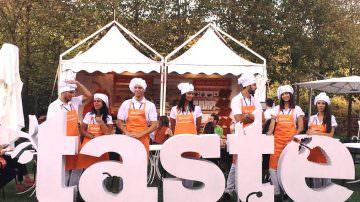 È arrivato il IV appuntamento con Taste of Roma!