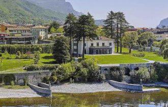 Villa Lario Resort ospita la cena di gala del 61° Convegno di Studi Amministrativi