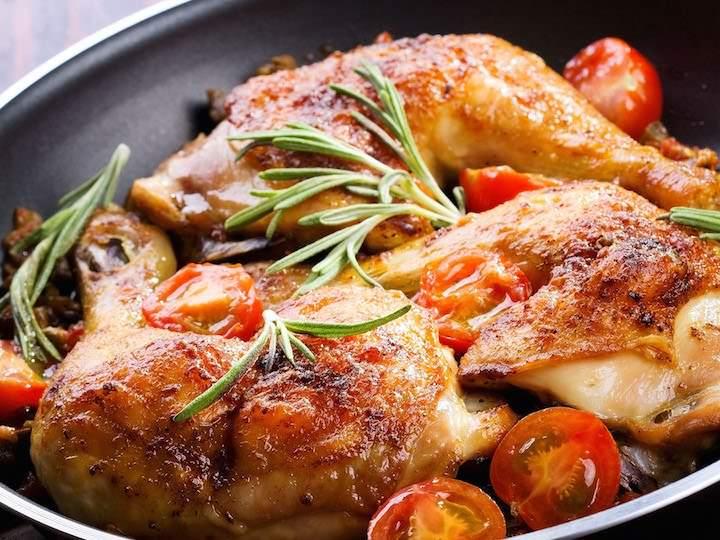Come cucinare la carne di pollo by marco di lorenzi for Cucinare qualcosa di particolare