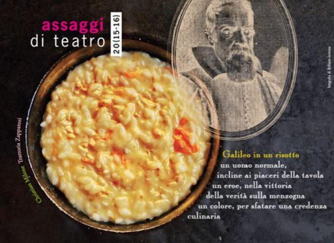 Il 6 /10 prende il via la VI edizione torinese di Assaggi di Teatro