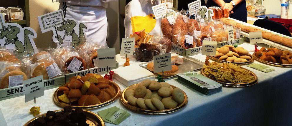 L'alternativa – fresco dietetico e senza glutine- al Gluten Free Days a Roma