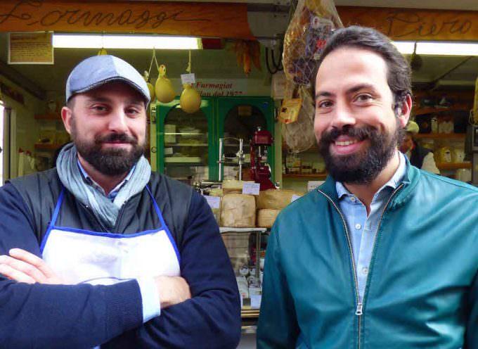 Andrea Vigna  -Panbagnato.it- da Piero & Luca Formaggi: risotto da chef per tutti