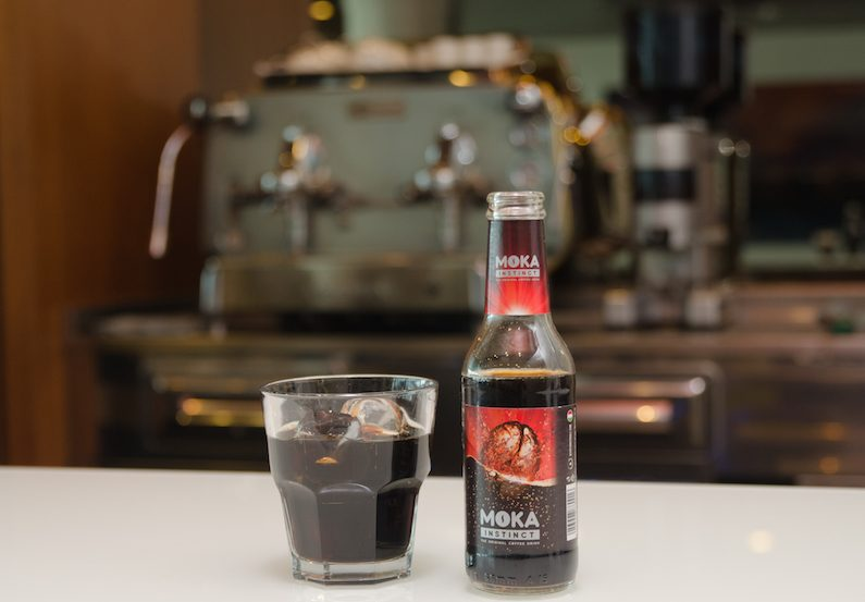 Moka Instinct:  bibita di vero caffè – Novità