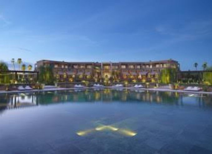 Marocco: Apre il resort Mandarin Oriental, Marrakech