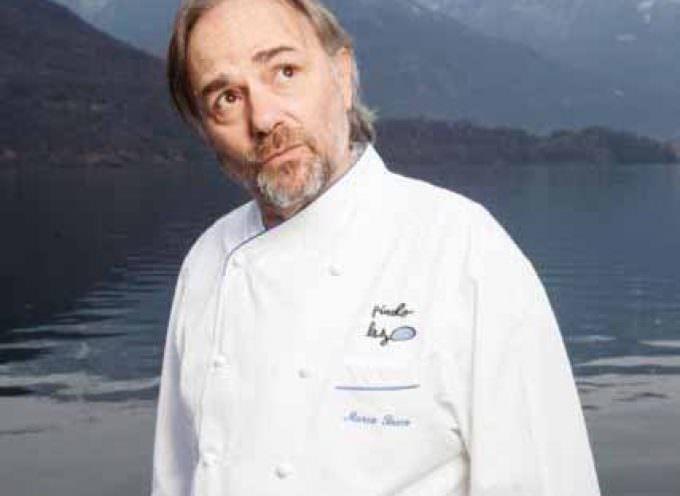 Lo chef stellato Marco Sacco a Villa Lario Resort