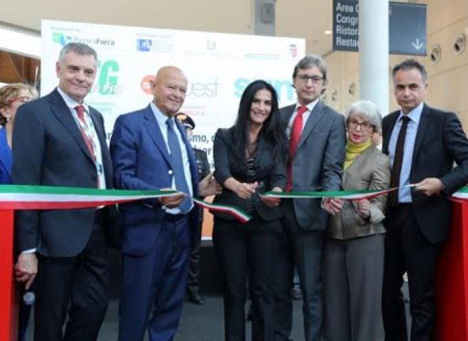 Rimini, turismo: Taglio del nastro di TTG Incontri, SIA Guest e SUN