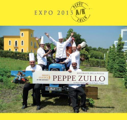11-12 ottobre 2015: XX Appuntamento con la Daunia - Peppe Zullo Expo A/R