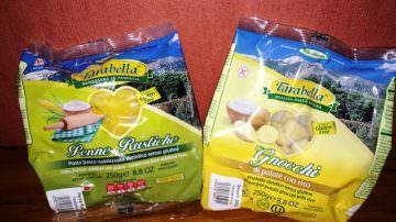 Bioalimenta e Farabella, pasta e farine senza glutine