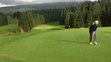 Rigoni di Asiago: Colazione, merenda e… Golf