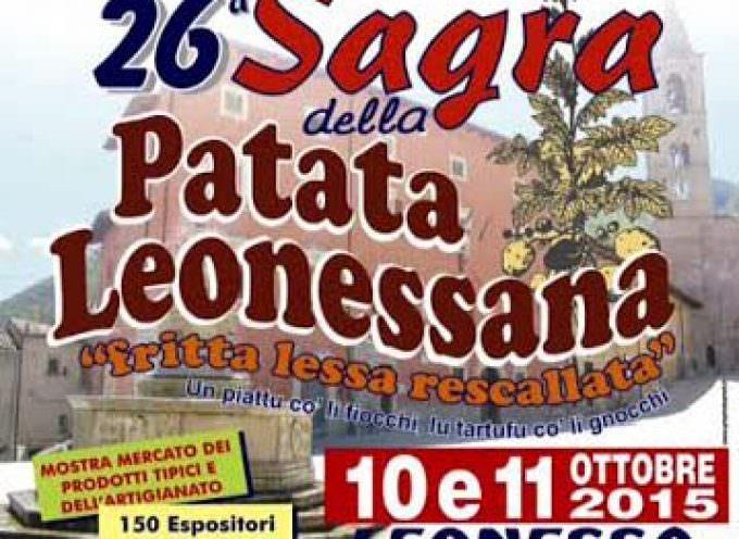 Patata di Leonessa o tartufo di Canterano?… o Lumache e arrosticini?