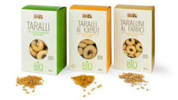 Puglia Sapori: Taralli senza Olio di Palma ad Anuga