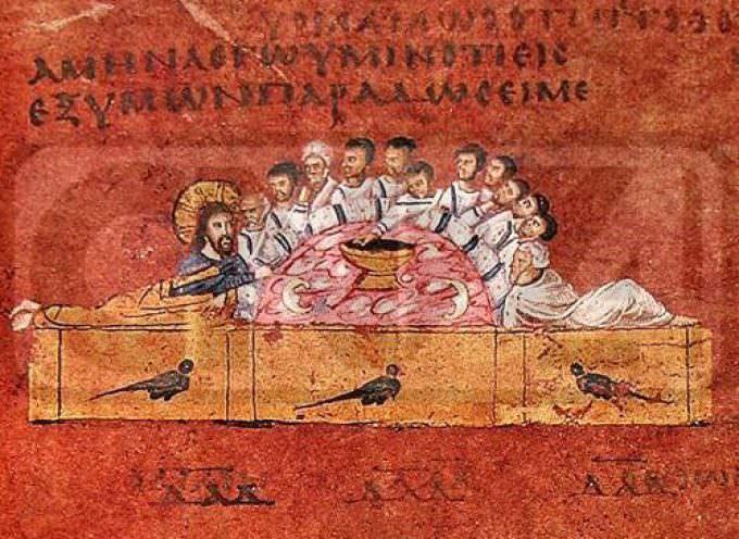Codex Purpureus Rossanensis: Il Codice di Rossano entra nel patrimonio dell'umanità Unesco