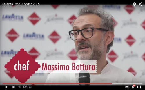 video Bottura a Bellavita Londra 2015