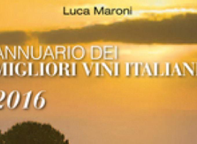 Luca Maroni: Annuario dei Migliori Vini Italiani 2016 e la vigna di Leonardo