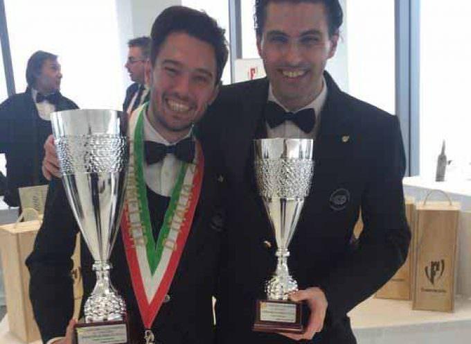 Il Miglior Sommelier d'Italia 2015 è Andrea Galanti di Firenze