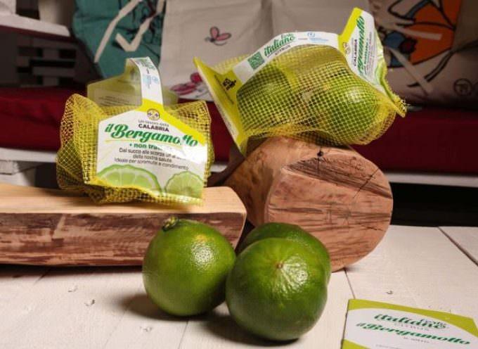 Linea L'Orto Italiano: Il bergamotto arriva sui banchi del supermercato