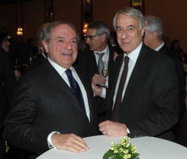 Colombo Clerici con Giuliano Pisapia