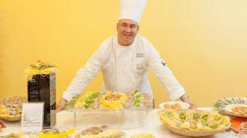 Le novità del Doctor Chef Raimondo Mendolia al Gluten Free di Rimini