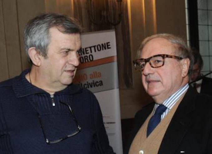 Milano: Casa Carita' – XI Anniversario della Fondazione – Cerimonia Novembre 2015