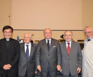 Achille Colombo Clerici: Tra Usa e Cina, l'Italia di mezzo