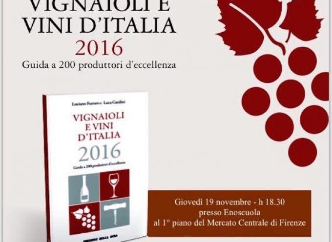 Presentazione con degustazione della Guida Vignaioli e Vini d'Italia 2016
