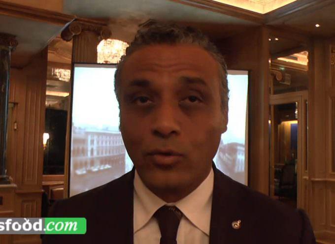 Hosam Eldin Abou Eleyoun, Delegato AIS Milano  (Video)