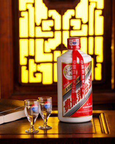 Kweichow Moutai liquor 01